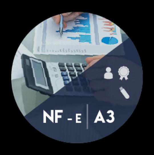 Certificado Digital para Nota Fiscal Eletrônica A3 em token (NF-e A3)